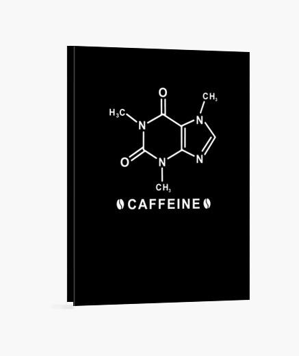 Lienzo cafeína