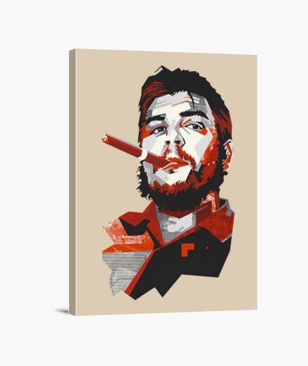 Lienzo Che Guevara