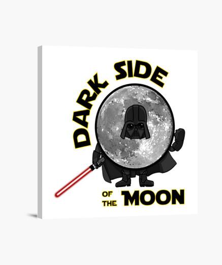 Lienzo Dark Side of the Moon