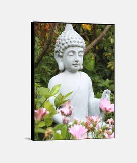 Lienzo de Buda