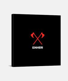 Lienzo EINHERI Y.ES 051B 2019 Einheri