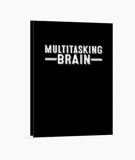 Lienzo el diseño premium del cerebro...