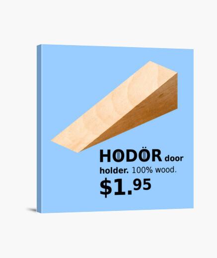 Lienzo HODÖR (Ikea)