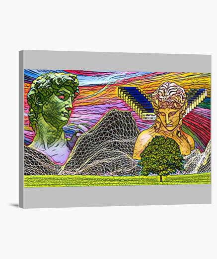 Lienzo Horizontal 4:3 - (40 x 30 cm)