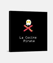 Lienzo LA COCINA PIRATA Y.ES_022A_2019_La Cocina Pirata