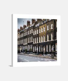 Lienzo Londres - (40 x 40 cm)