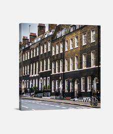 Lienzo Londres (40 x 40 cm)