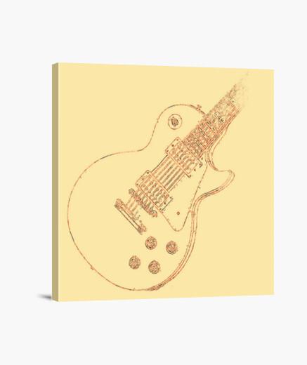 Lienzo LP style
