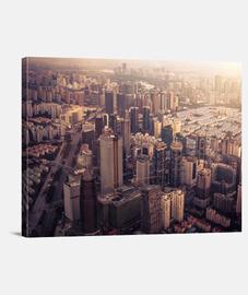 Lienzo New York Horizontal 4:3 - (40 x 30 cm)
