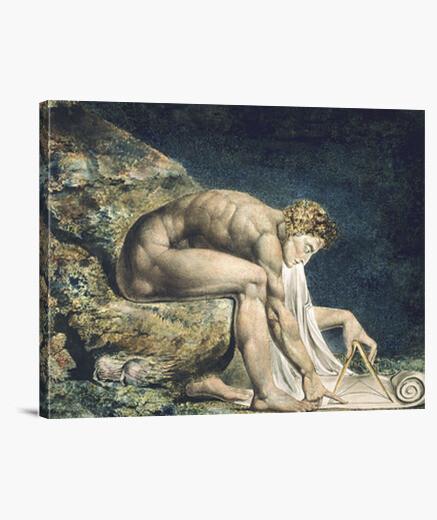 Lienzo Newton (1795)