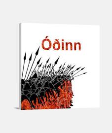 Lienzo ODÍN Y.ES_001E_2019_Odín