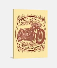 LIENZO OLD SCHOOL MOTORCYCLES