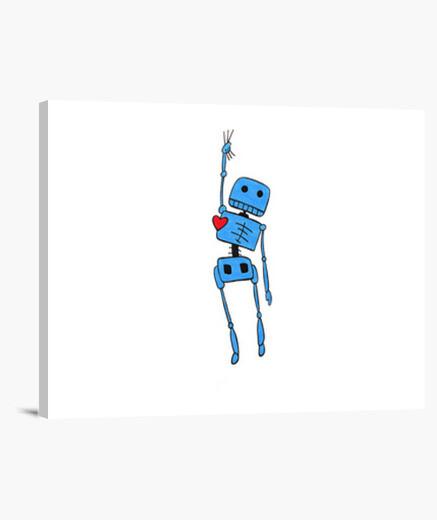 Lienzo robot