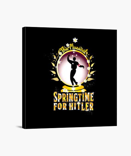 Lienzo Springtime For Hitler