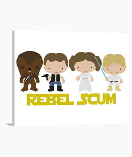 Lienzo Star Wars rebels