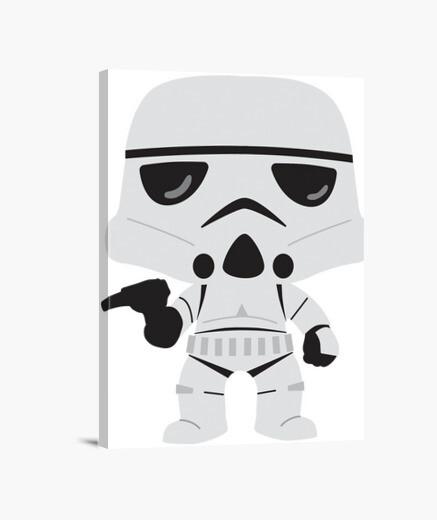 Lienzo StormTrooper