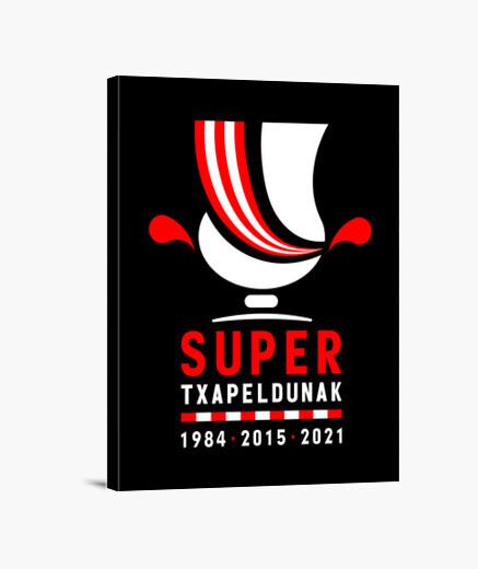 Lienzo Supertxapeldunak 2021