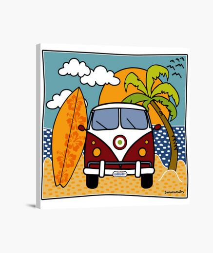 Lienzo Surf Why Los Caños