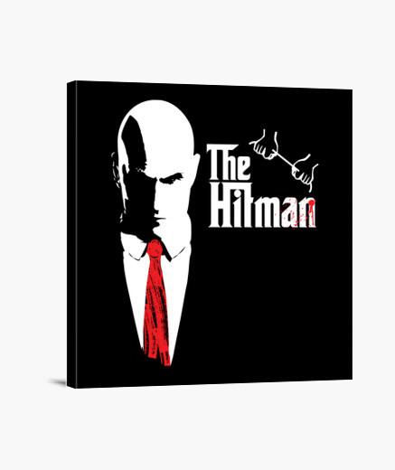Lienzo the hitman