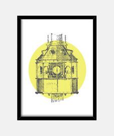 Lighthouse yellow