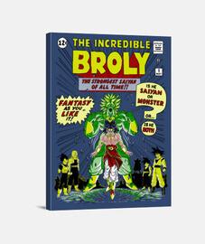 l'incroyable broly