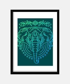 lineas de elefante
