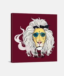lion rocker (lettres)