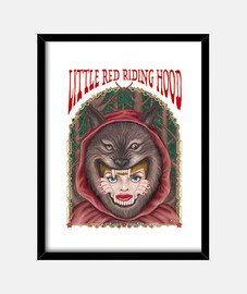 little cappuccetto rosso