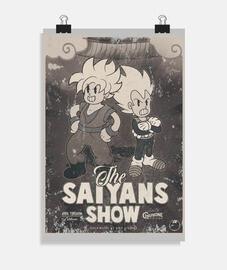 lo show saiyan