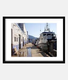 Lonjas del puerto de Altea