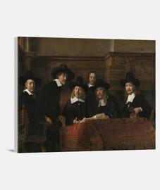 Los síndicos de los pañeros (1662)