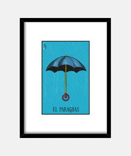 loteria mexicana el paraguas