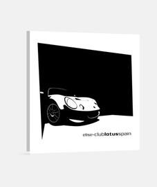 Lotus Elise S1 - Lienzo