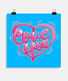Love You - Miguel Palomar
