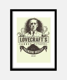 lovecrafts poulpe en conserve