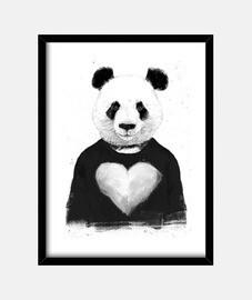 Lovely panda