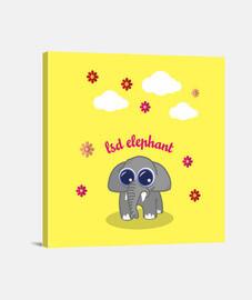 lsd elephant
