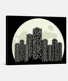 luna de la ciudad