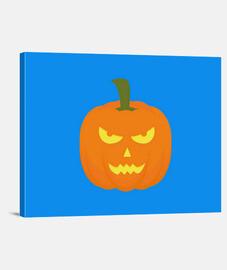luz mala calabaza de halloween