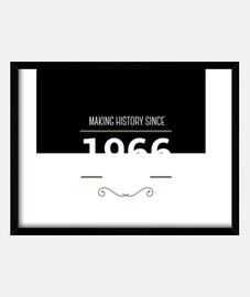 Making history 1966 white text