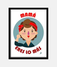 maman, tu es la meilleure