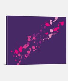 Manchas rosas