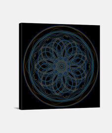 Mandala Nine Sacred