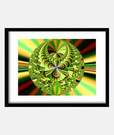 Mandelbrot energy