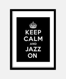 mantenere la calma e jazz