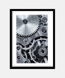 Maquinaria de relojería