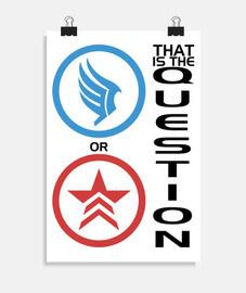 Mass Effect - Question - Poster