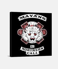 mayans mc wall