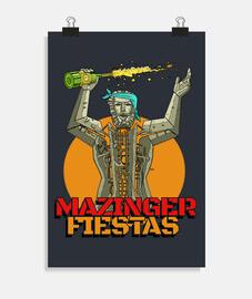 MAZINGER FIESTAS II