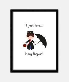 me encanta mary poppins